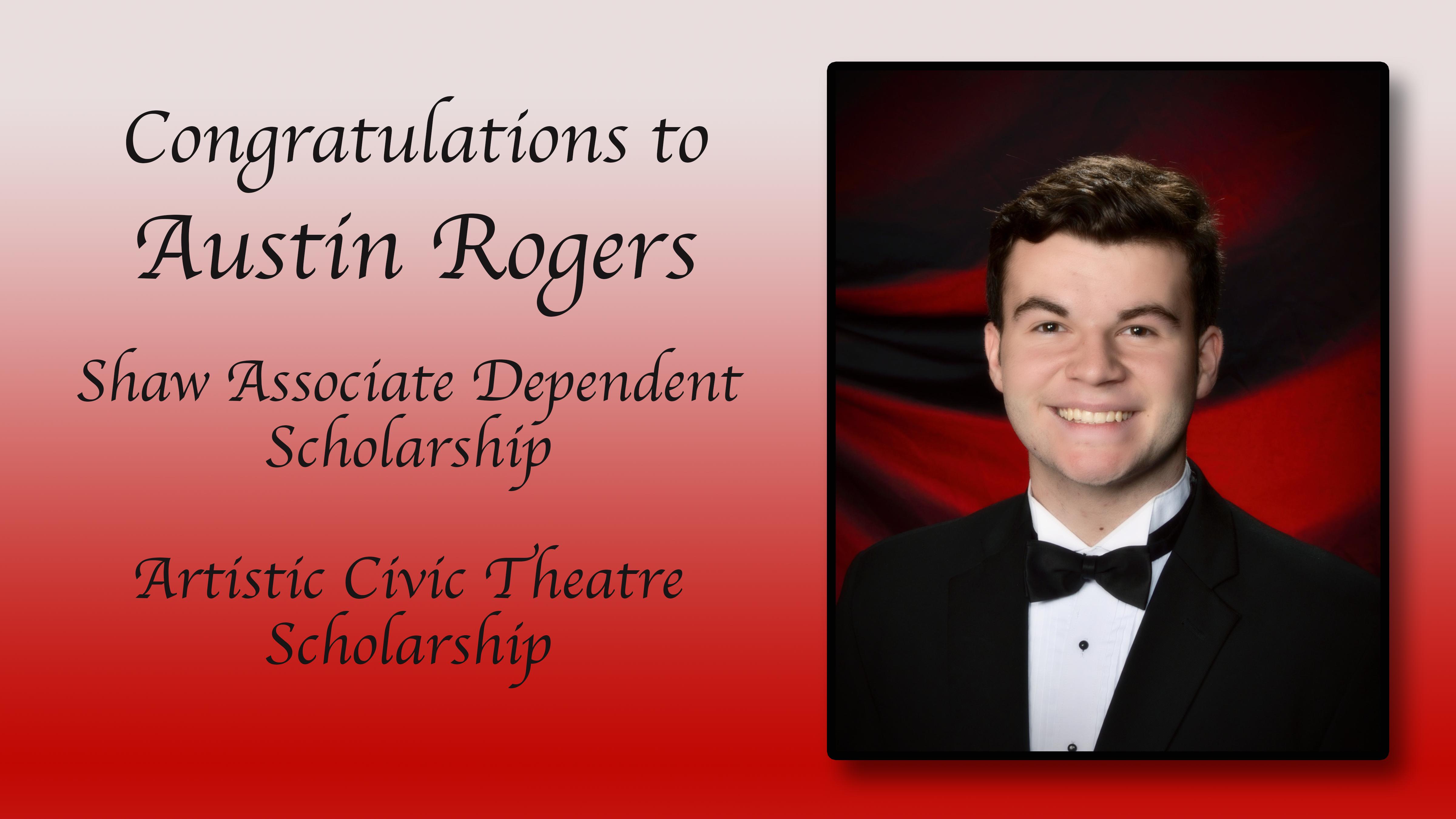 Austin Rogers Scholarships