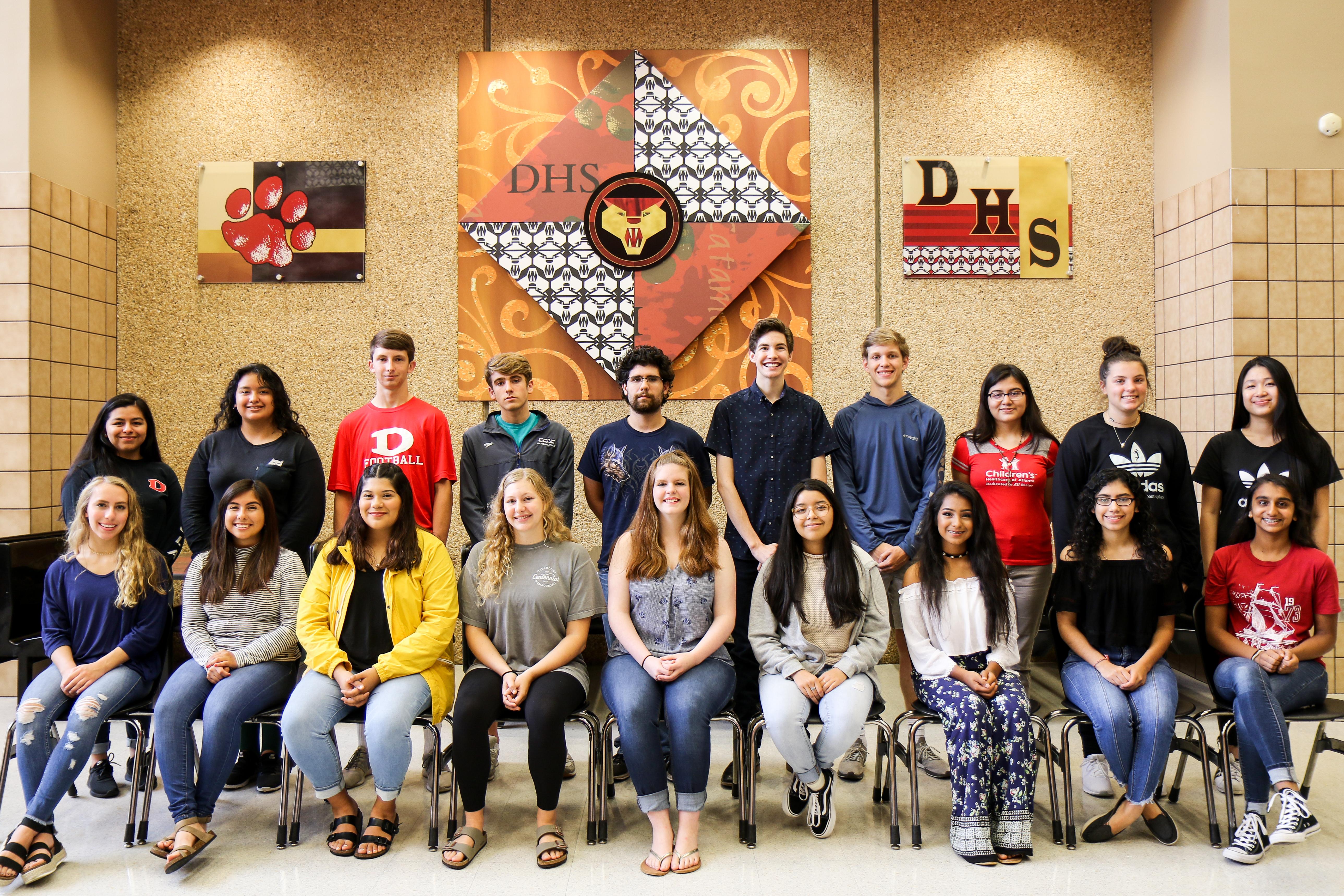 AP Scholars 2018
